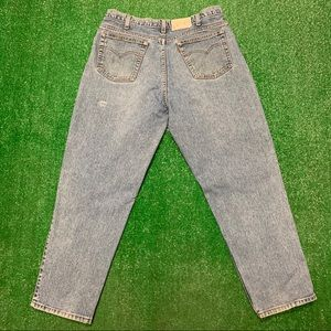 Vintage 90s Levis Denim Gold Tab Jeans Relaxed Fit